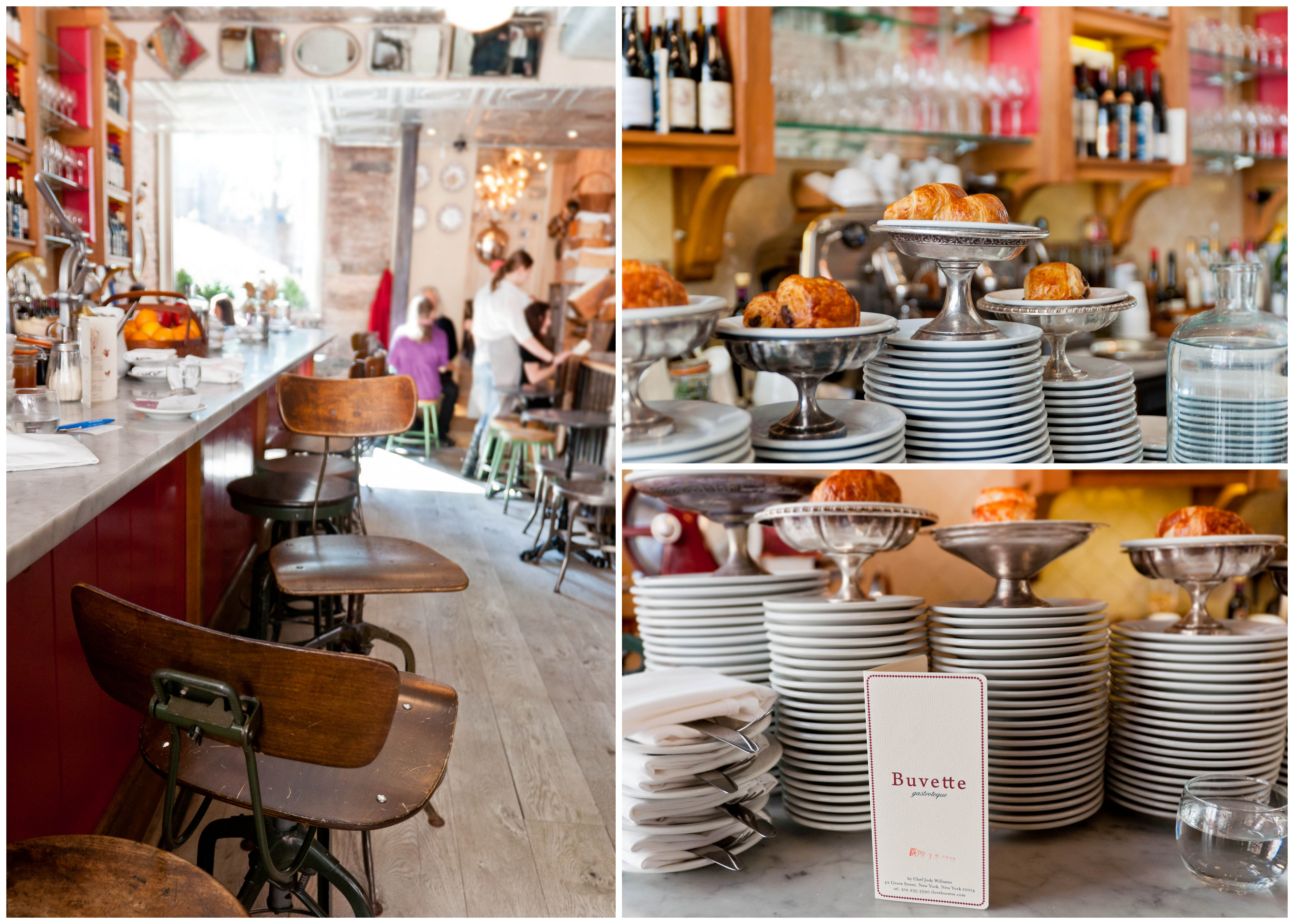 Buvette Restaurant Paris