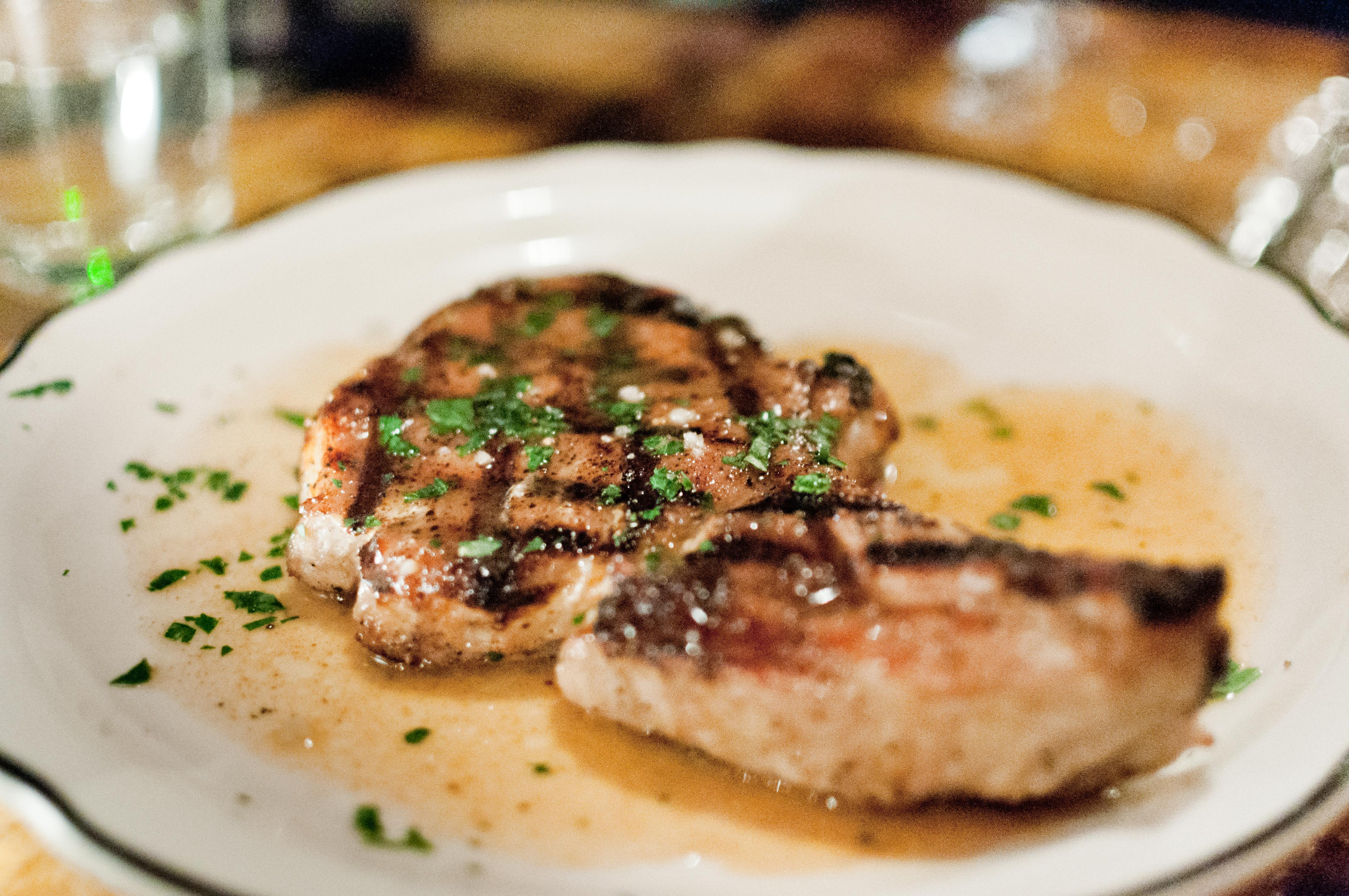 "Brooklyn's Other ""Steakhouse"": St Anselm 