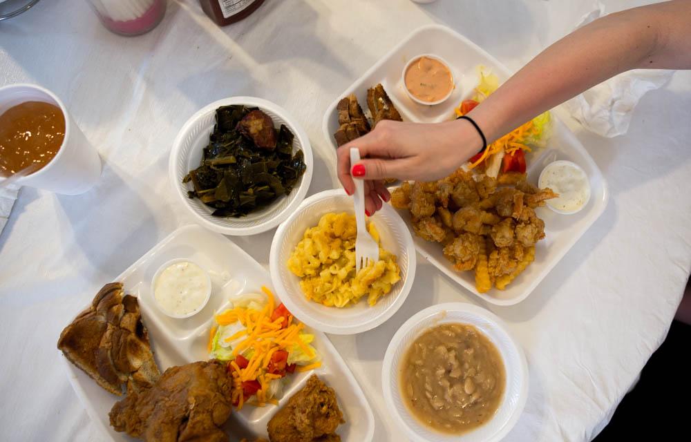 Martha Lou S Kitchen  Morrison Dr Charleston Sc